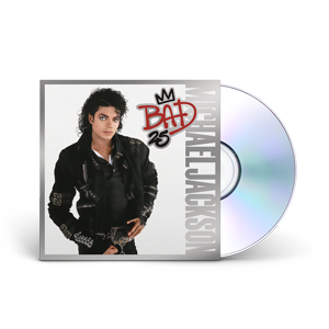 Bad (25th Anniversary) CD