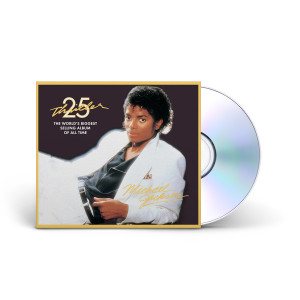 Thriller (25th Anniversary) CD