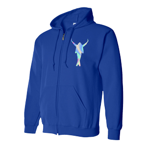 Michael Jackson's This Is It - Holographic Foil Hoodie