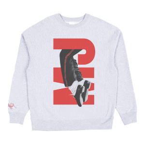 Dancing Shoes Crewneck Sweatshirt