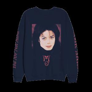 You Are Not Alone Crewneck Sweatshirt