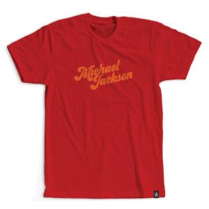 Script Font T-Shirt