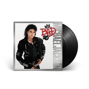 Bad (25th Anniversary) LP
