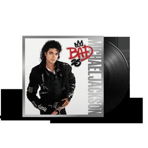 Bad (25th Anniversary) LP