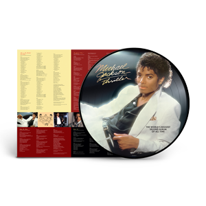 Thriller Picture Disc LP