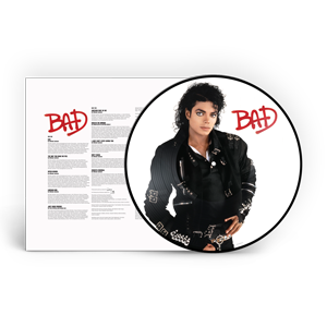 Bad Picture Disc LP