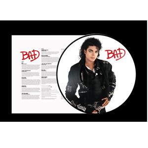 Bad Picture Disc LP