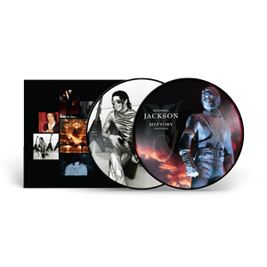 HIStory: Continues Picture Disc Double LP