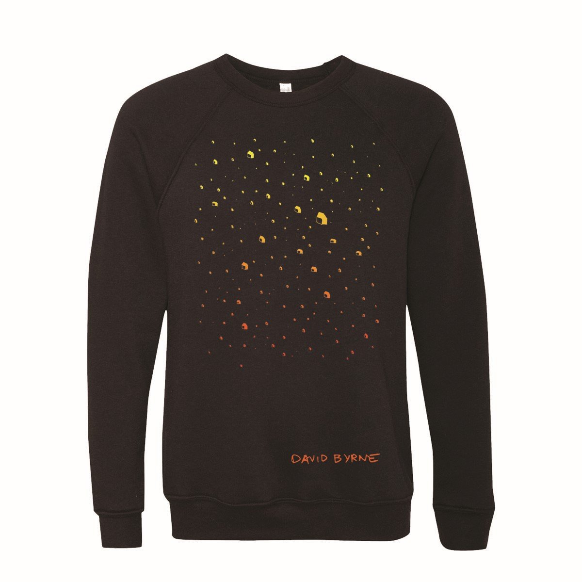 Little Houses Crewneck Sweatshirt