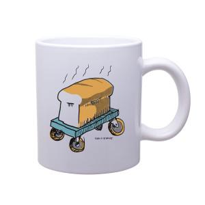 Hot Bread Delivery Mug