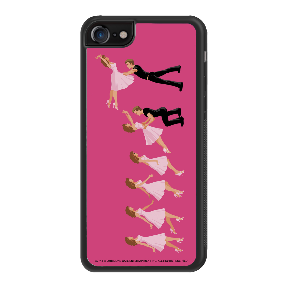 Dirty Dancing Lift iPhone 7 Case