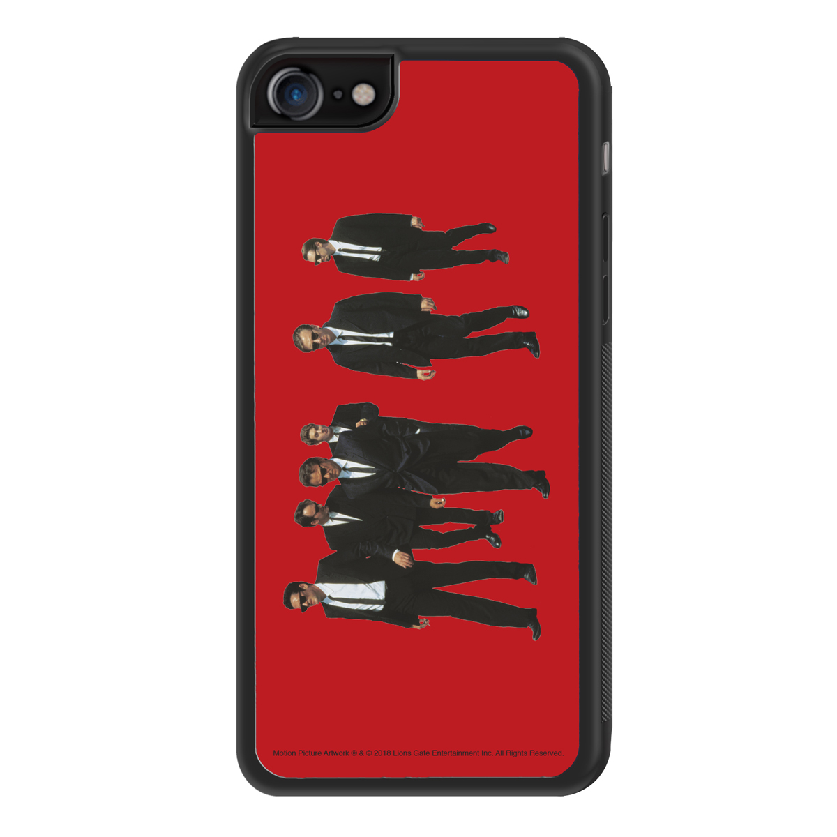 Reservoir Dogs The Walk iPhone 8 Case