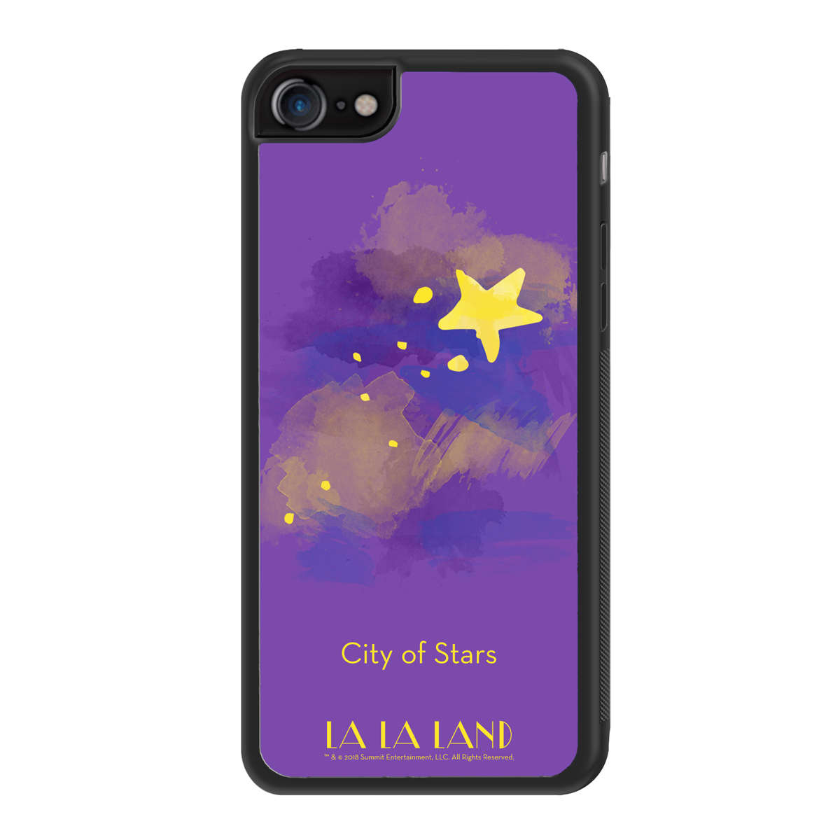 La La Land Stars iPhone 8 Case