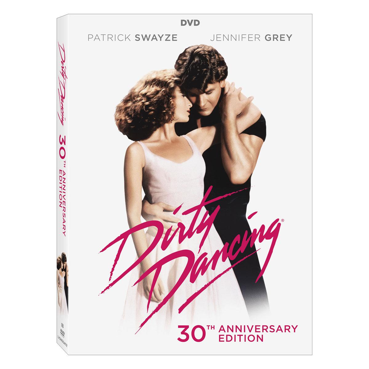Dirty Dancing 30th Edition DVD