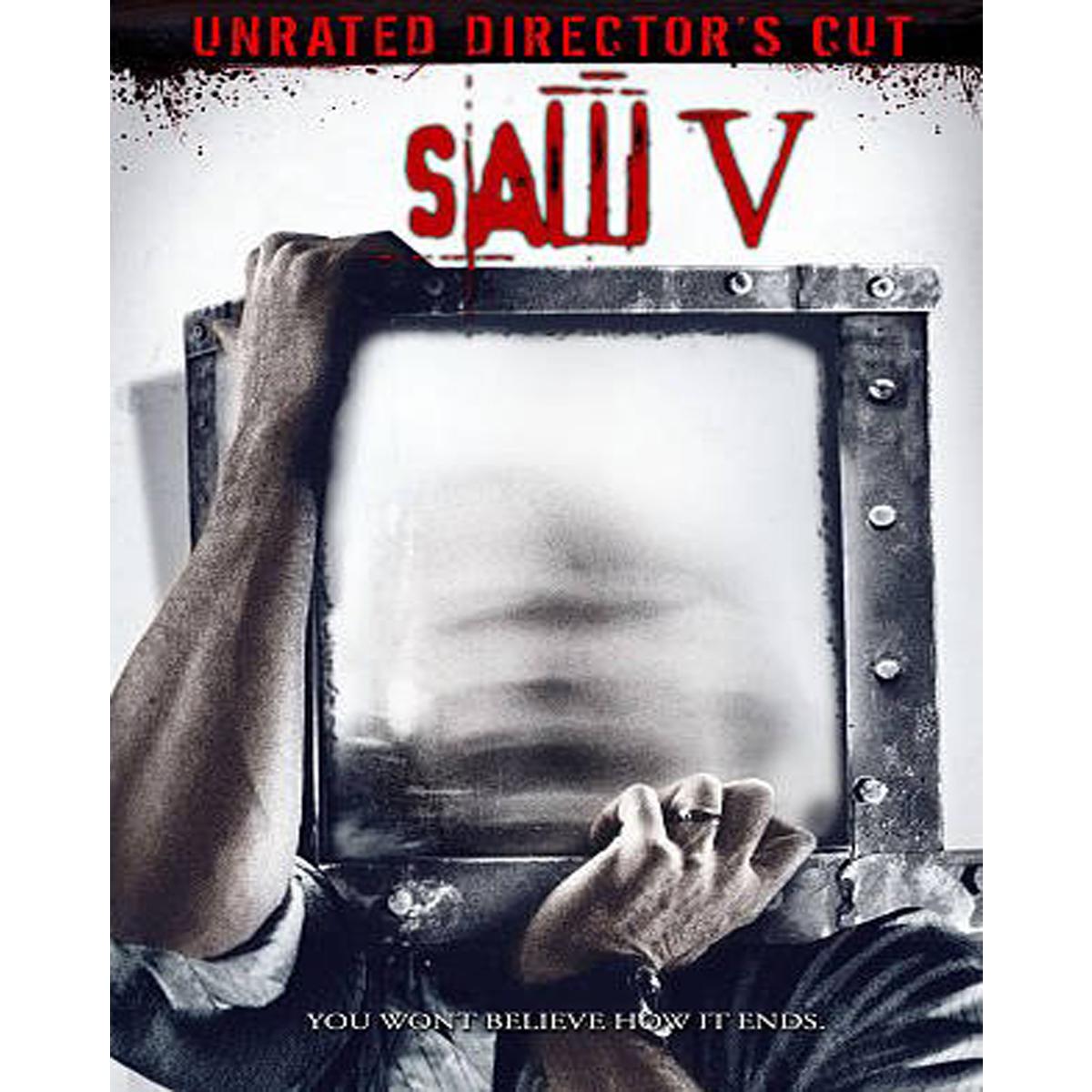Saw 5 DVD