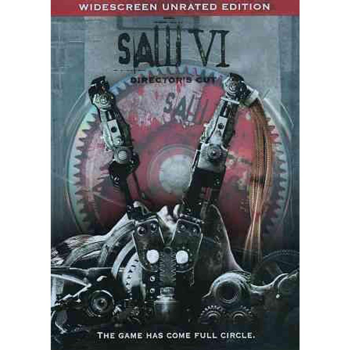 SAW 6 DVD