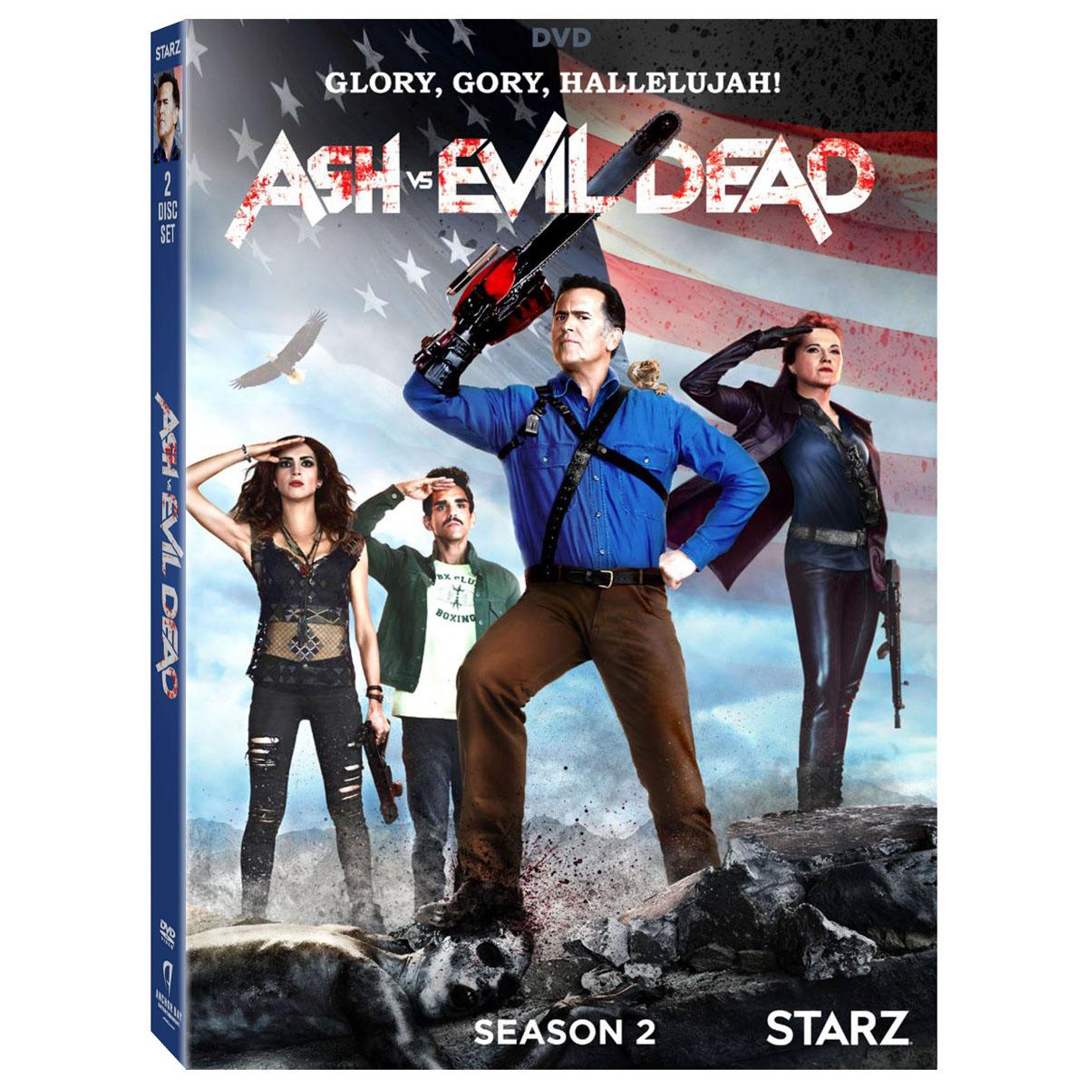 Ash vs Evil Dead: Season 2 DVD