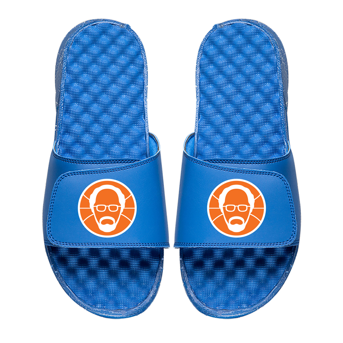 Uncle Drew Icon ISlide Sandals (Royal)