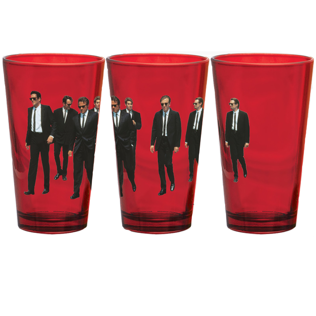 Reservoir Dogs The Walk Pint Glass