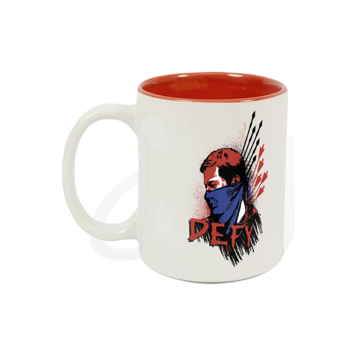Robin Hood Defy Mug
