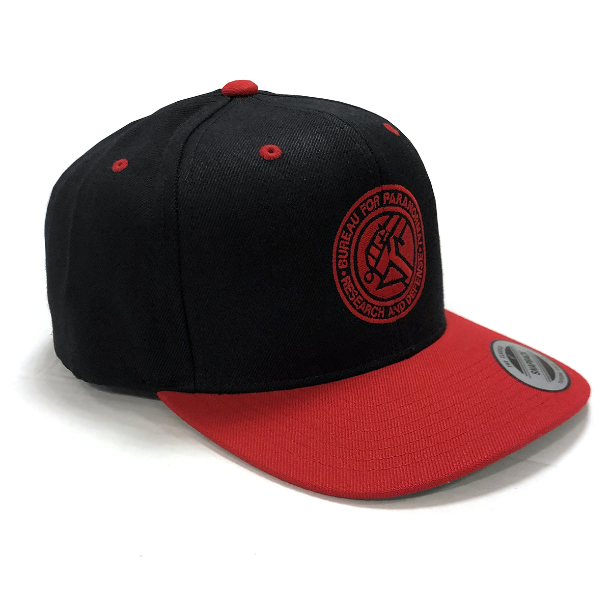 Hellboy Bureau for Paranormal Snapback Hat