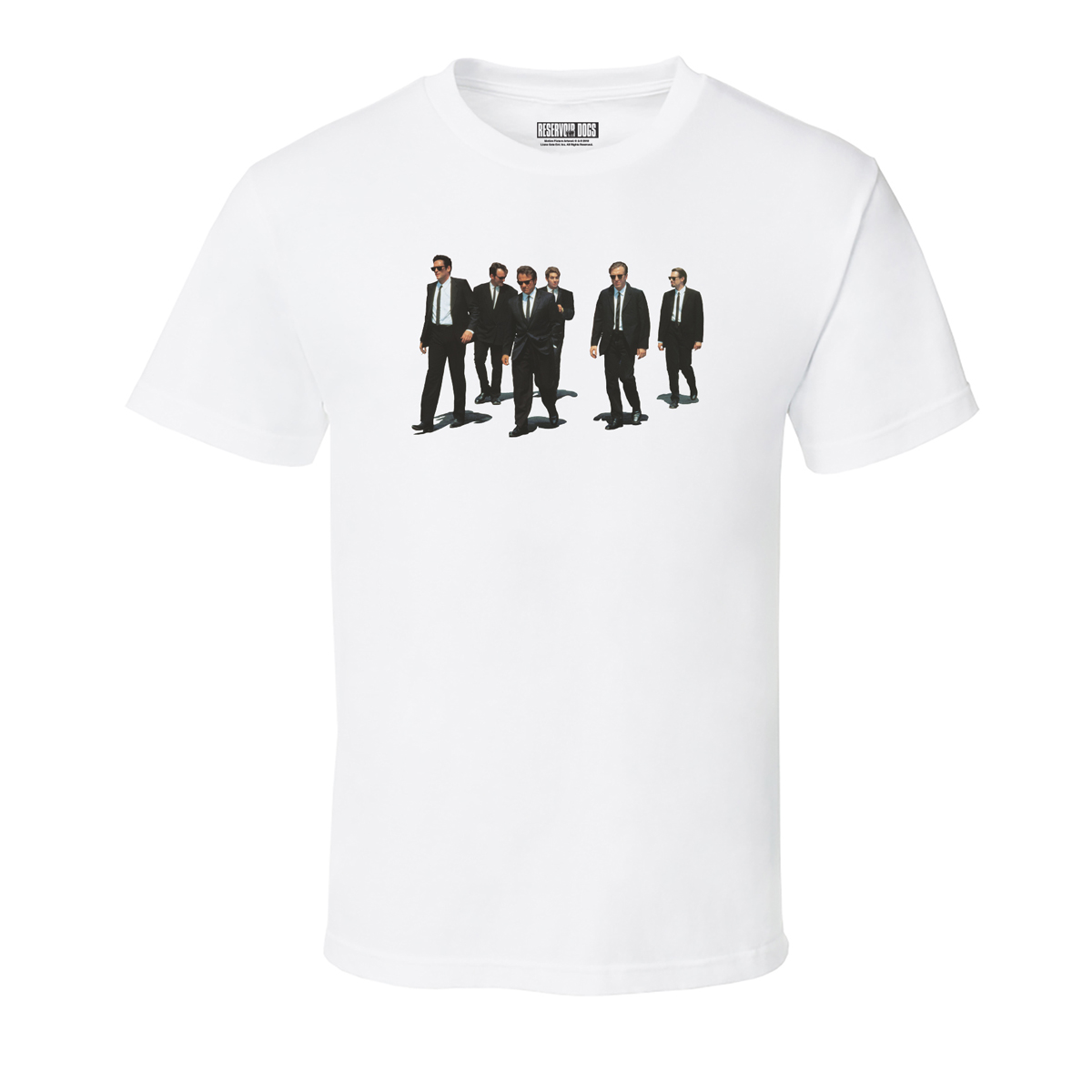 Reservoir Dogs The Walk T-Shirt