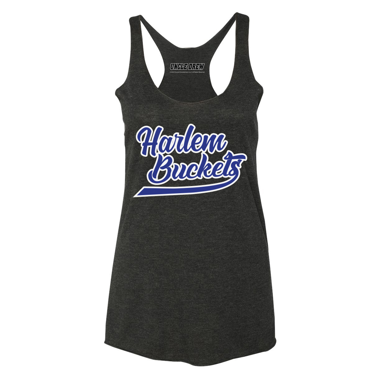Uncle Drew Harlem Buckets Racer Back Tank