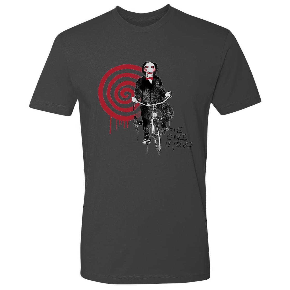 Saw The Choice T-Shirt