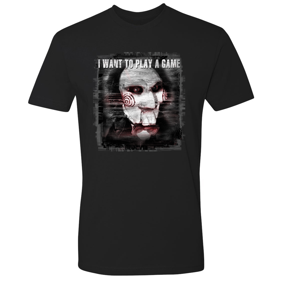Saw I Want To Play A Game T-Shirt