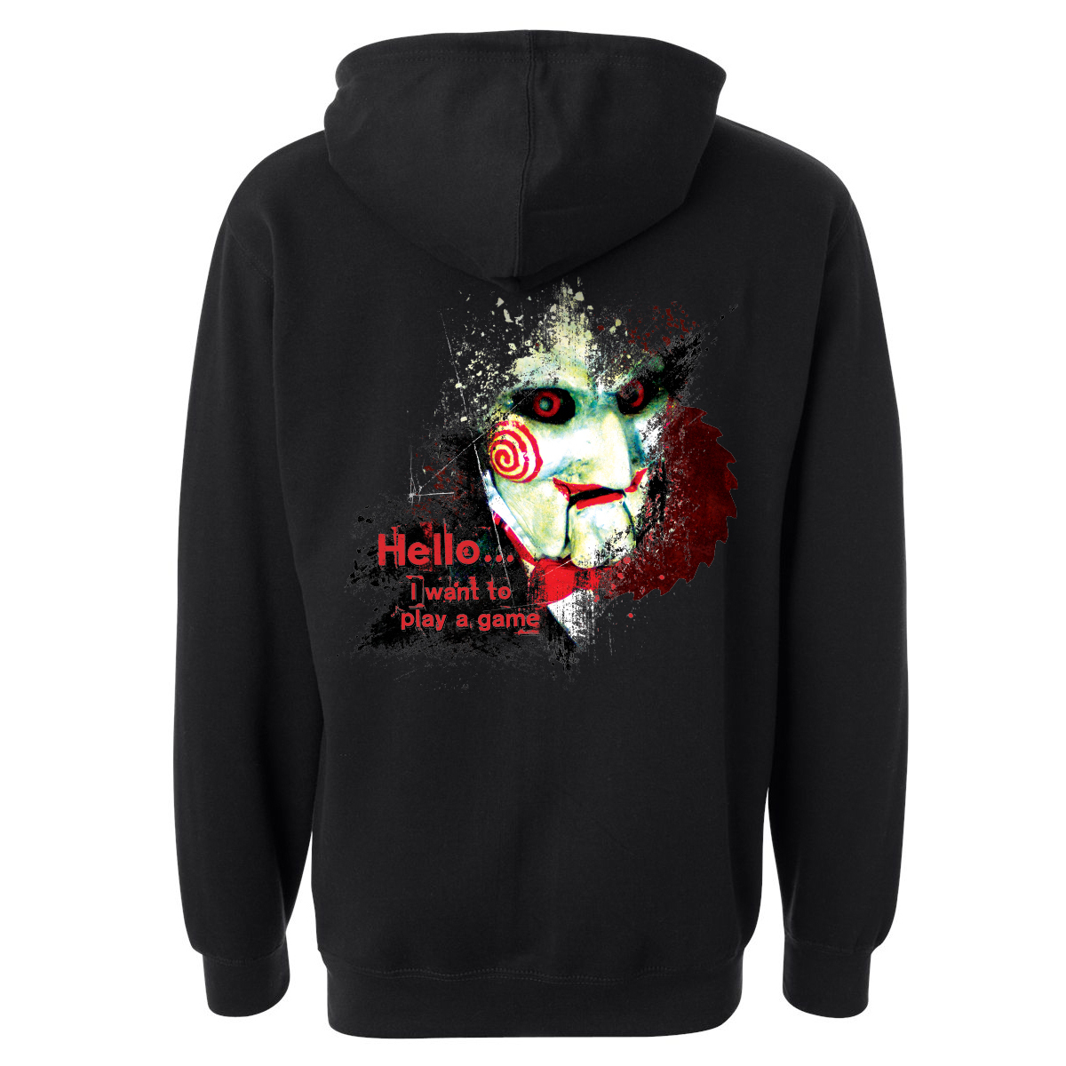 Saw Game Pullover Hoodie
