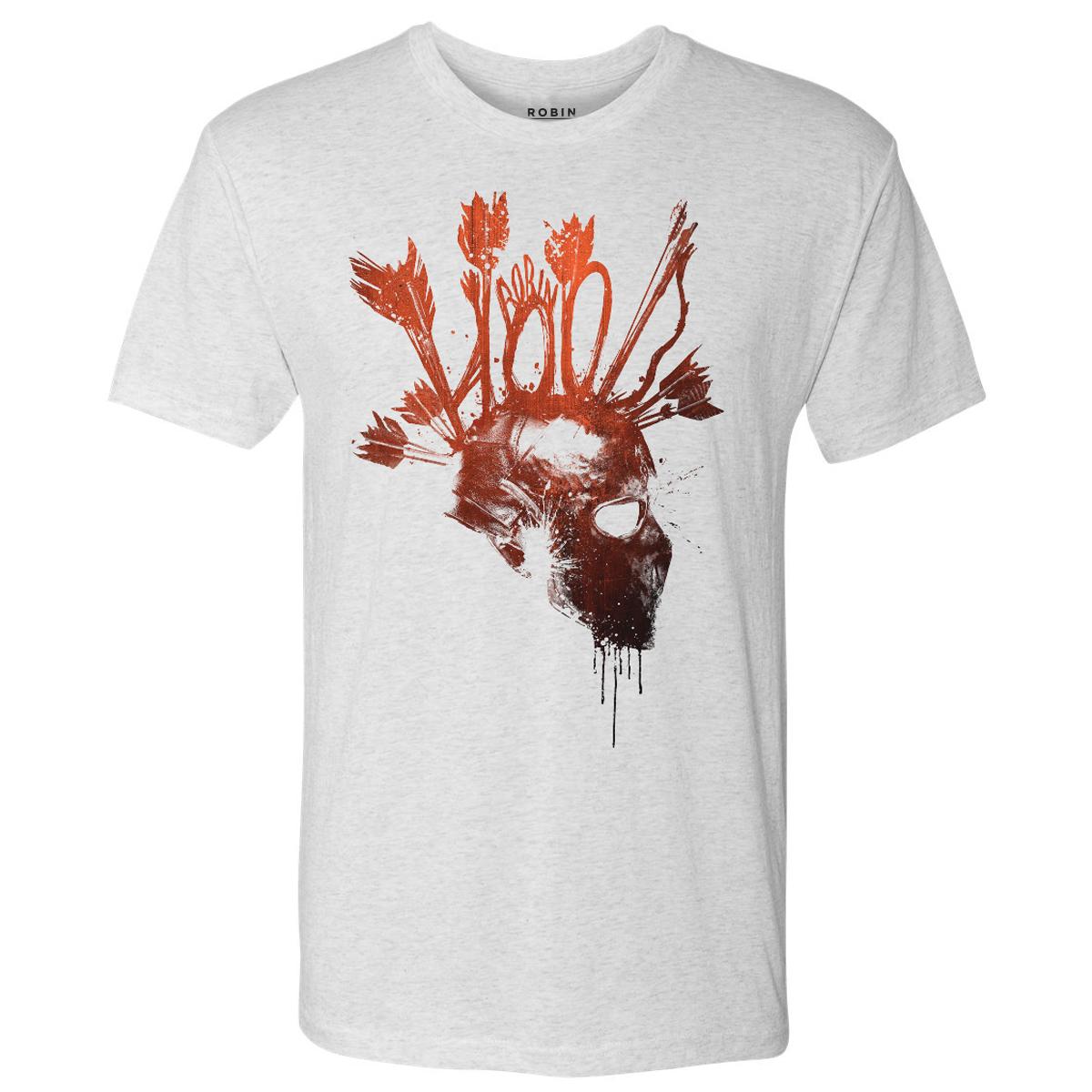 Robin Hood Helmet T-Shirt