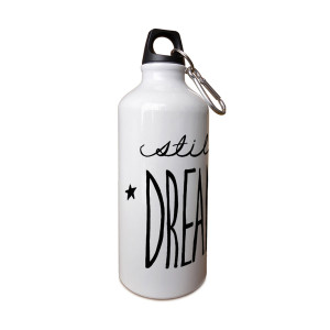 La La Land Dreamer Aluminum Water Bottle