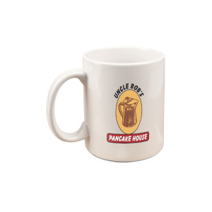 Reservoir Dogs Pancake House Mug