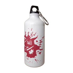 Saw Prop Aluminum Water Bottle