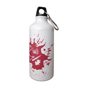 Saw Prop Aluminum Water Bottle