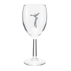 Dirty Dancing Lift Wine Glass