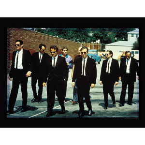 Reservoir Dogs The Walk Giclée Print [18x24]