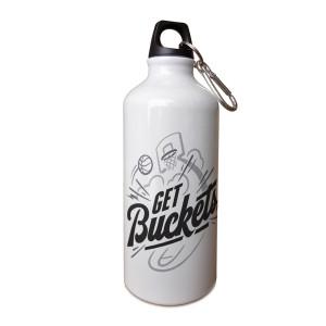 Uncle Drew Get Buckets Aluminum Water Bottle