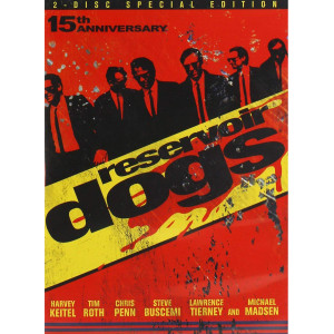 Reservoir Dogs 15th Anniversary DVD