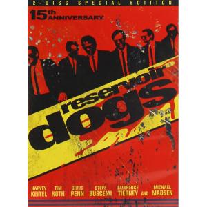 Reservoir Dogs 15th Anniversary DVD