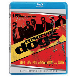 Reservoir Dogs 15th Anniversary Blu-ray
