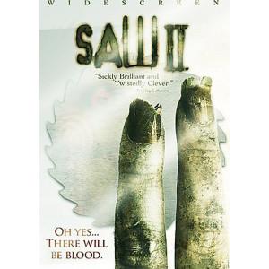 SAW 2 DVD