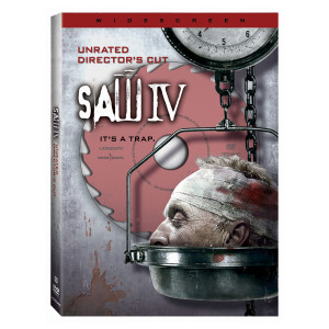 SAW 4 DVD