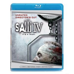 SAW 4 Blu-ray