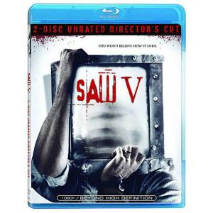 SAW 5 Blu-ray
