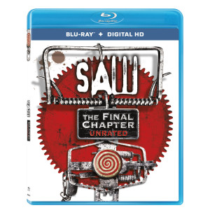 Saw Final Chapter Blu Ray