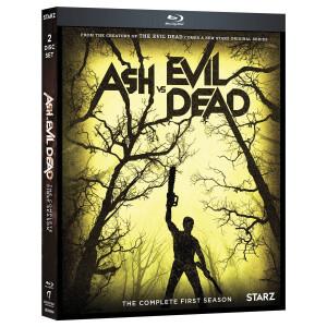 Ash vs Evil Dead DVD