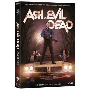 Ash vs Evil Dead Blu-ray