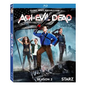 Ash vs Evil Dead: Season 2 Blu-ray