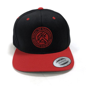 Hellboy Bureau for Paranormal Snapback Hat